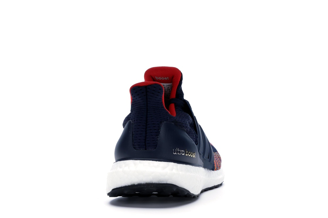 adidas Ultra Boost 1.0 Multi-Color Toe Navy - BB7801 11ce53501