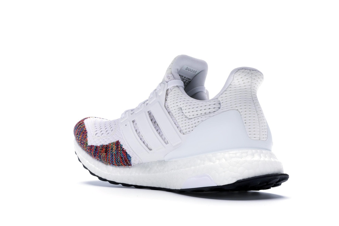 18b94082f2068 adidas Ultra Boost 1.0 Multi-Color Toe White - BB7800