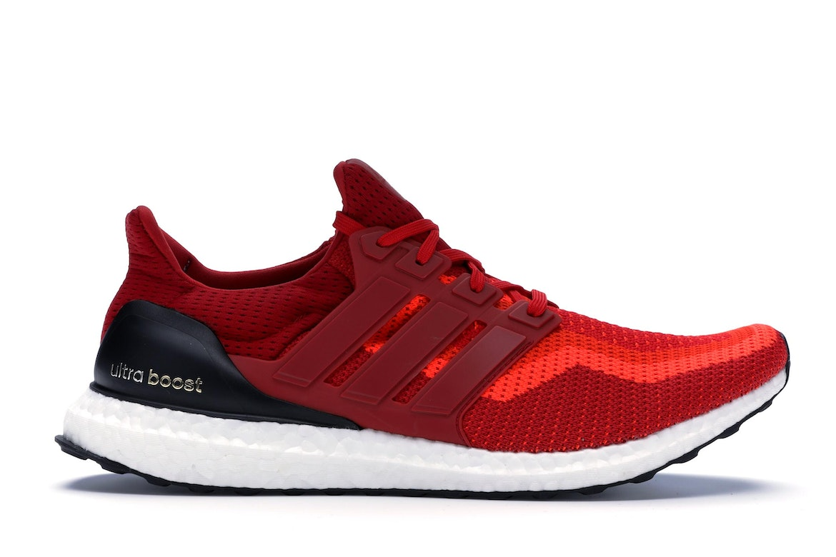adidas Ultra Boost 2.0 Solar Red Red Gradient (20162018)