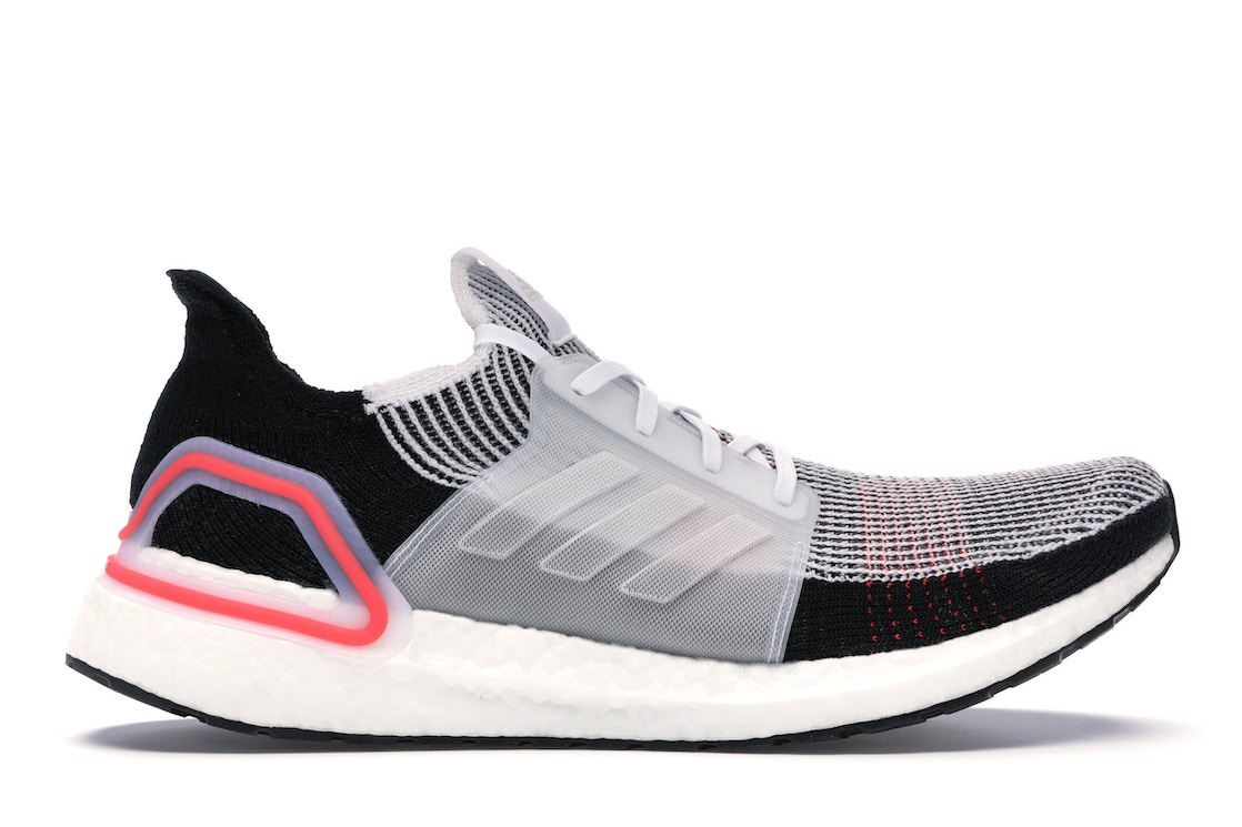 d0175ac4 adidas Ultra Boost 2019 Cloud White Active Red - B37703