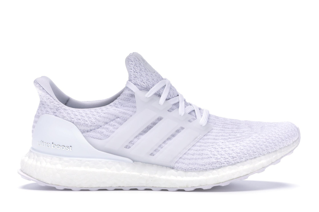 8a72e52b adidas Ultra Boost 3.0 Triple White - BA8841