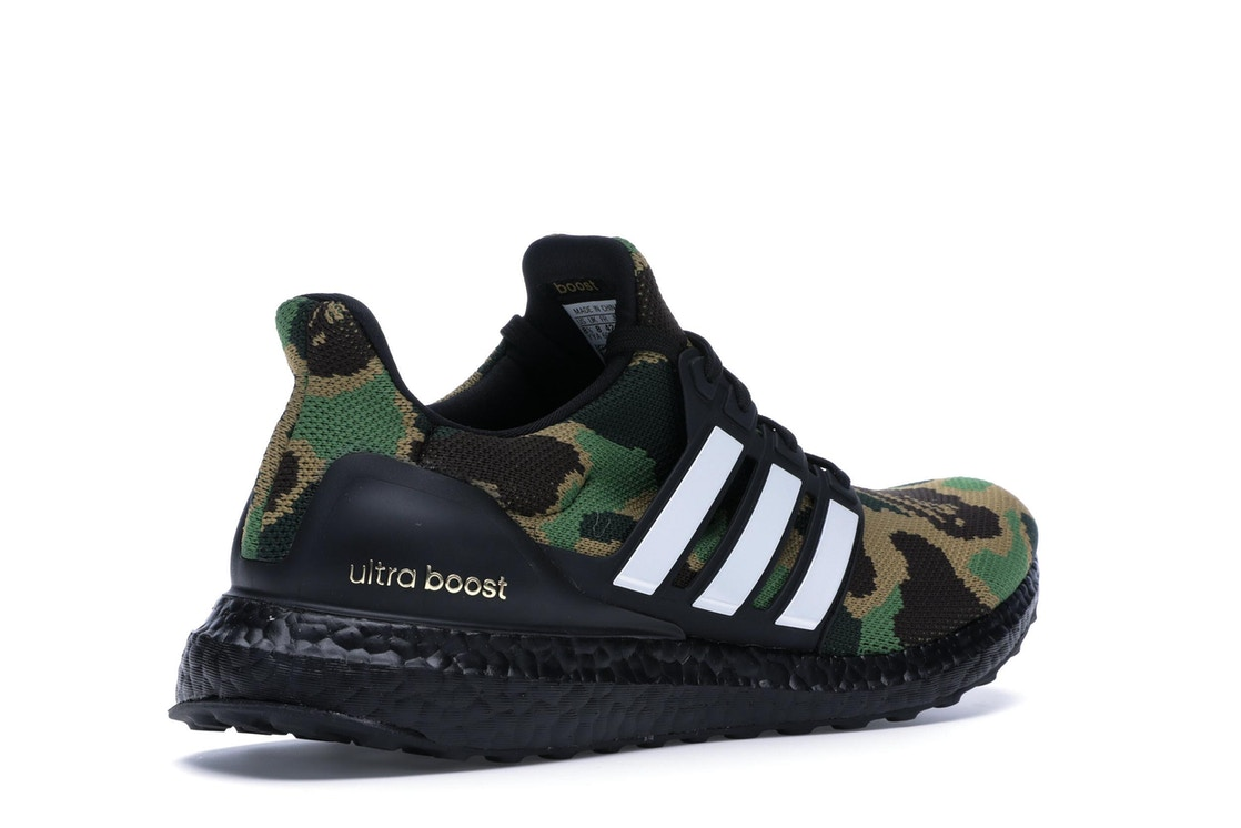 separation shoes aa7d1 d4ece adidas Ultra Boost 4.0 Bape Camo - F35097