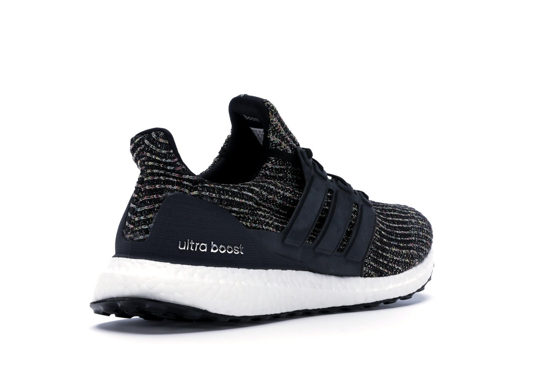 Adidas Ultra Boost 4 0 Black Multi Color Nyc Bodegas Cm8110