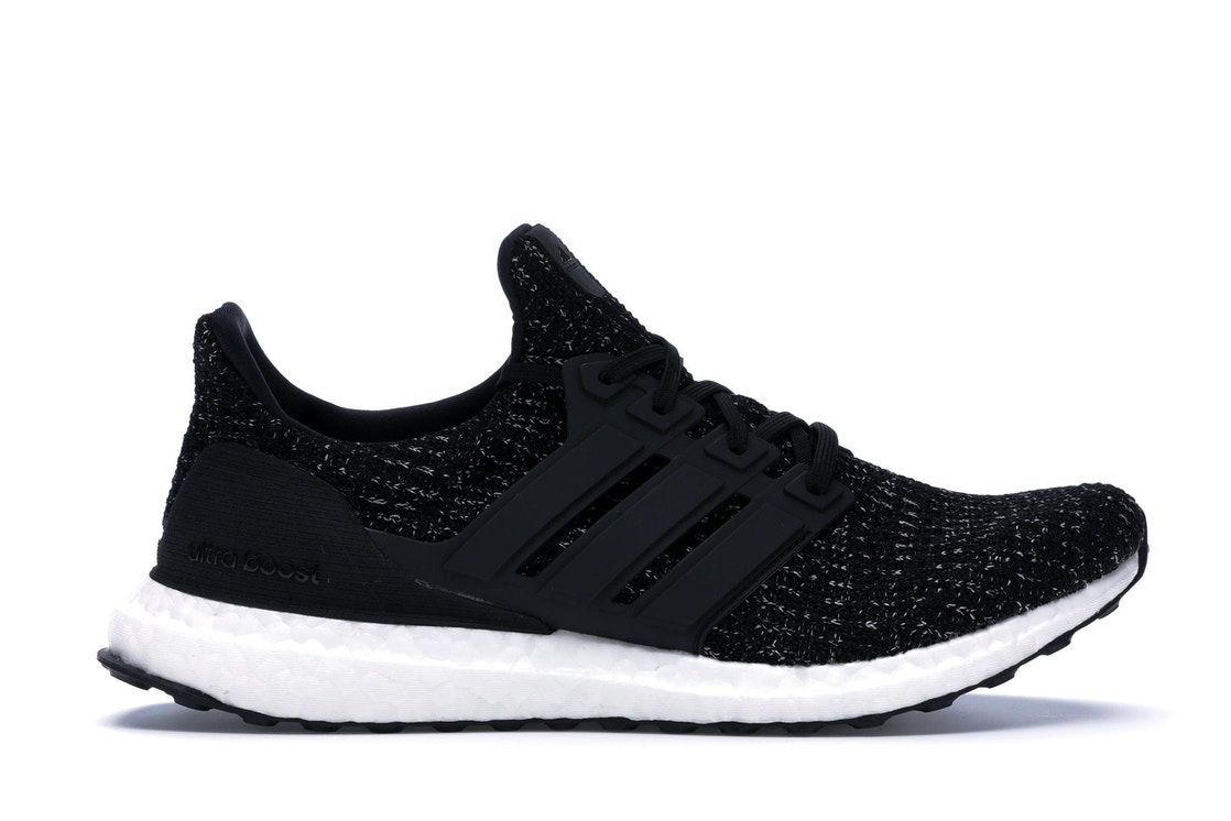 9b08102787d84 adidas Ultra Boost 4.0 Black White Speckle