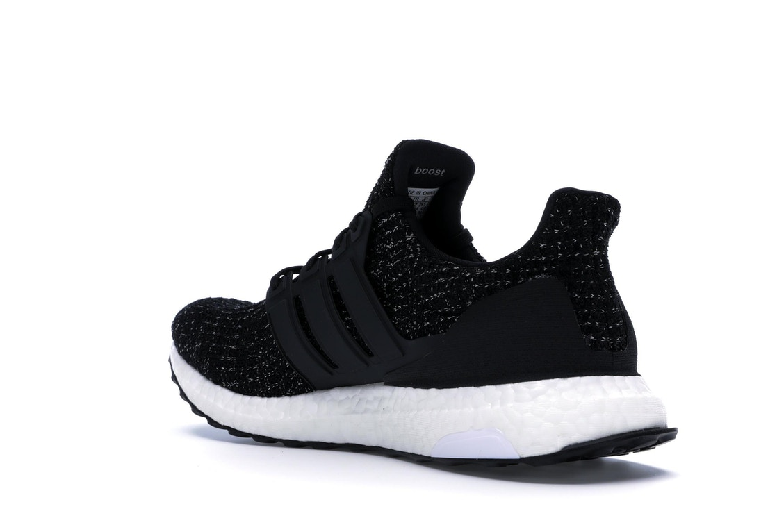 cheap for discount f9588 bf188 adidas Ultra Boost 4.0 Black White Speckle