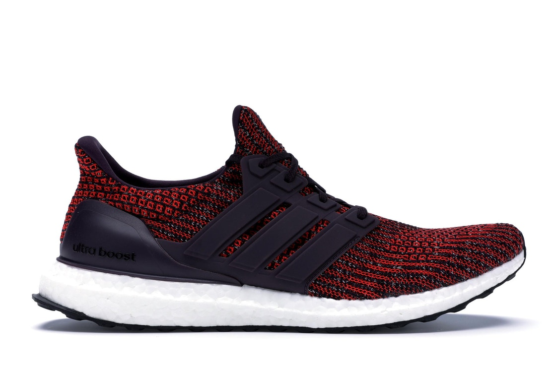size 40 a596e dd1f4 adidas Ultra Boost 4.0 Noble Red