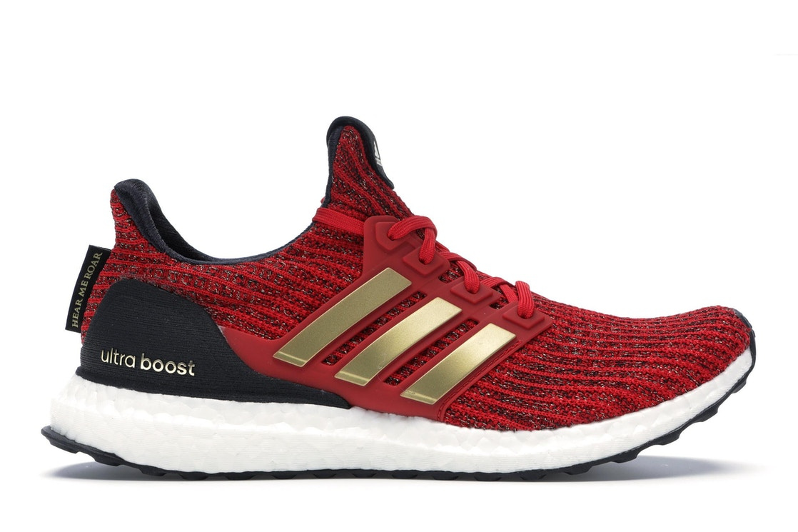 bbad3bd2ee7b7 adidas Ultra Boost 4.0 Game of Thrones House Lannister (W) - EE3710