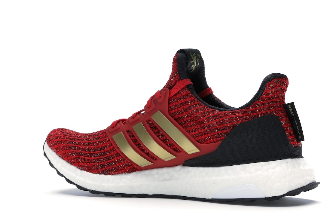 the latest 535ad 1537c adidas Ultra Boost 4.0 Game of Thrones House Lannister (W) - EE3710