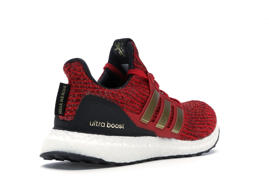 45c74db2052 adidas Ultra Boost 4.0 Game of Thrones House Lannister (W) - EE3710