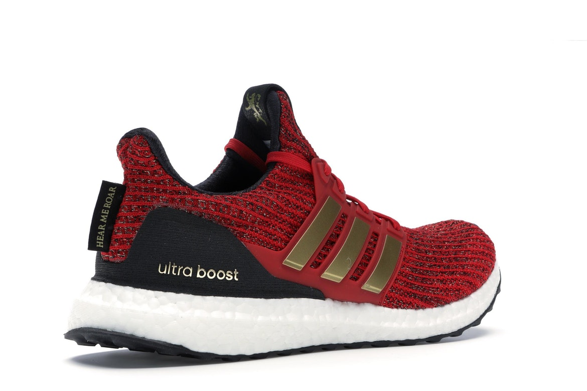 Ultra Boost 4 House Lannisterw Game 0 Of Adidas Thrones BoWrdeQxEC