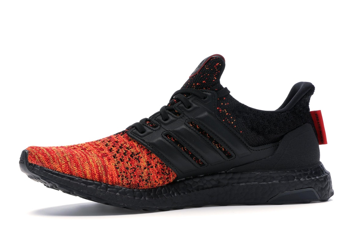 Adidas Ultraboost Game of Thrones 'House Targaryen Dragons'