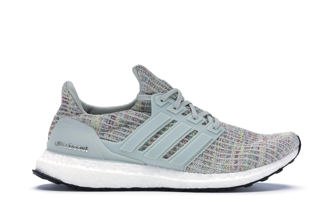 discount hot sale differently adidas Ultra Boost 4.0 Grey Multi-Color