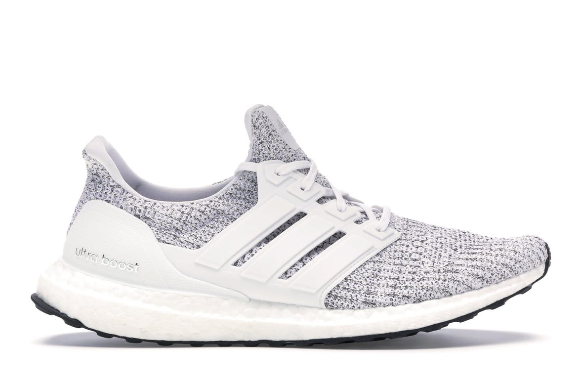 adidas Ultra Boost 4.0 Non Dye Cloud White