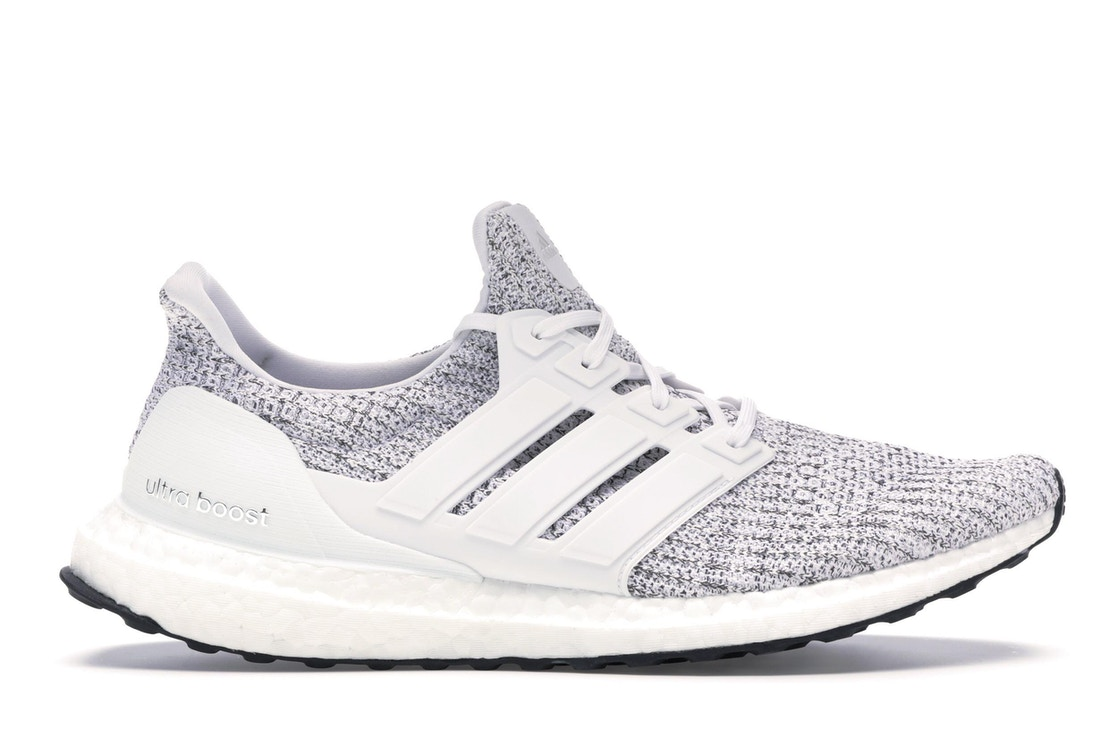 new style b55ec b080f adidas Ultra Boost 4.0 Non Dye Cloud White