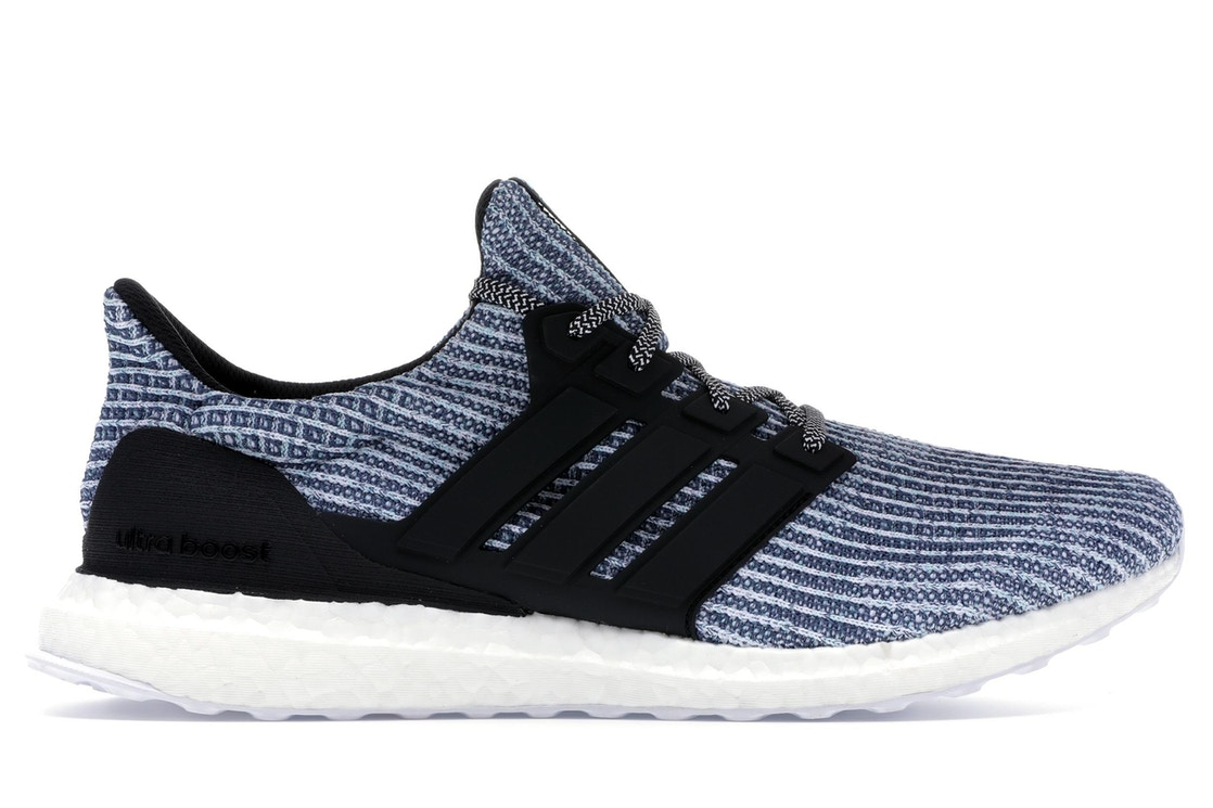new products 69f70 fc99d adidas Ultra Boost 4.0 Parley Carbon Blue Spirit