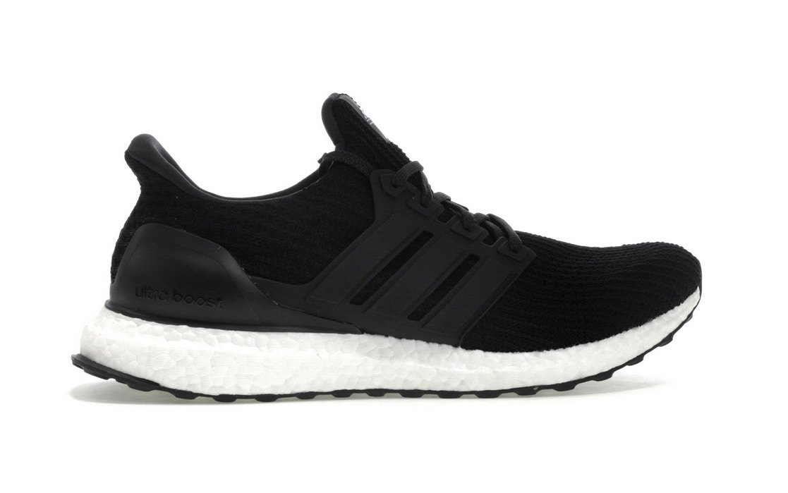 A Closer Look At The Undefeated x adidas Ultra Boost 4.0 'Core Black