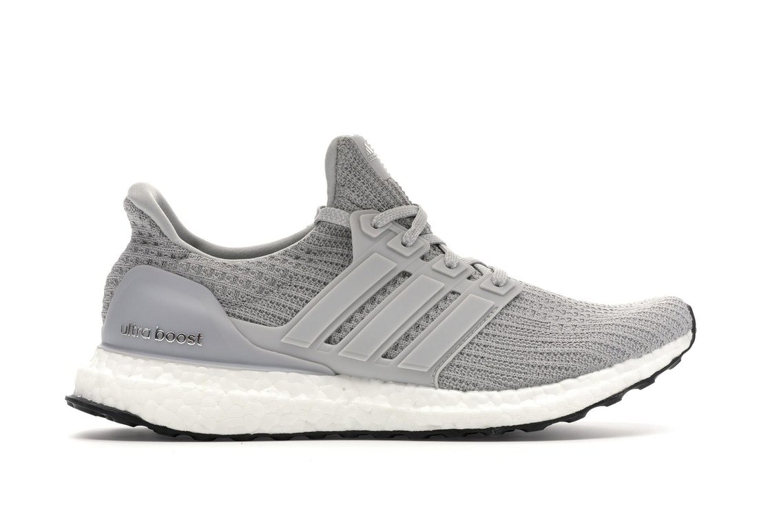 new product 09316 567a8 adidas Ultra Boost 4.0 Grey Three