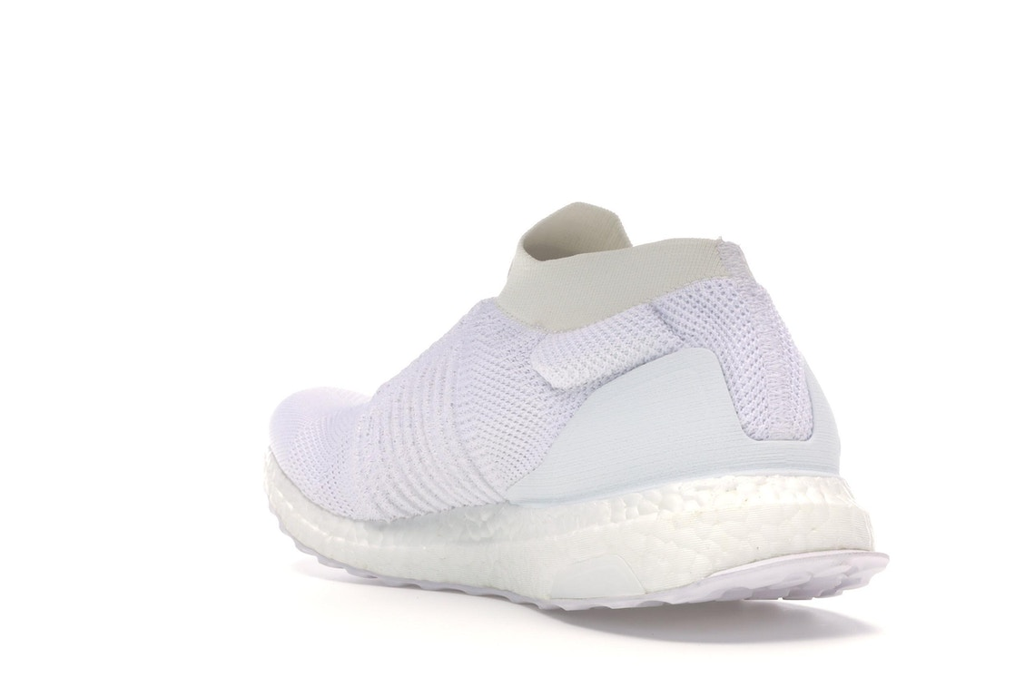 635ee46c3 adidas Ultra Boost Laceless Mid Triple White - S80768