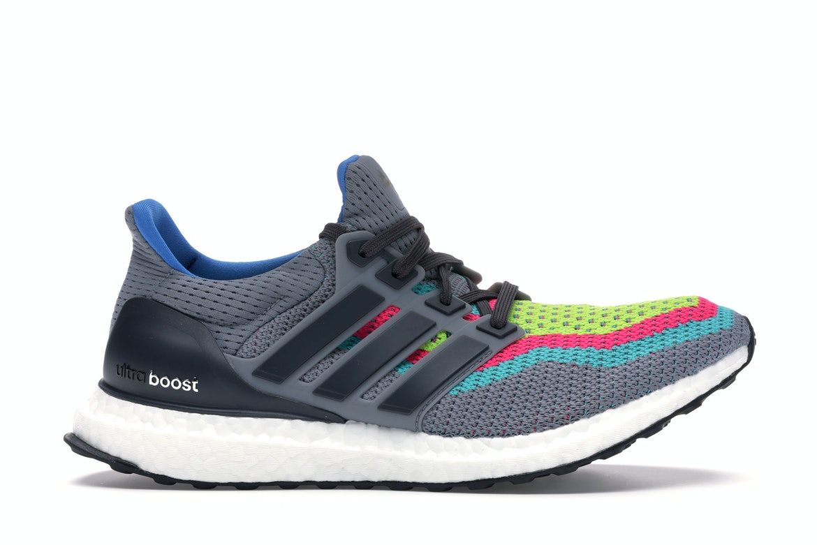 adidas Ultra Boost 2.0 Multi Color Gradient