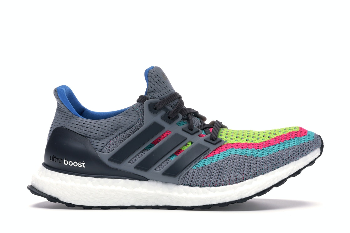 8aee1975a77 adidas Ultra Boost 2.0 Multi-Color Gradient