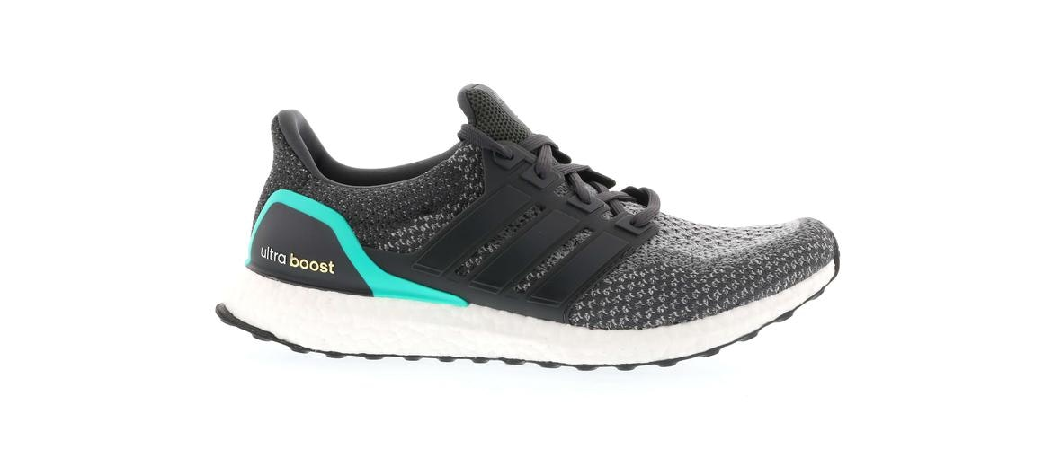 online store 8c848 e8b1d ... purchase adidas ultra boost solid grey shock mint 91661 8e94b
