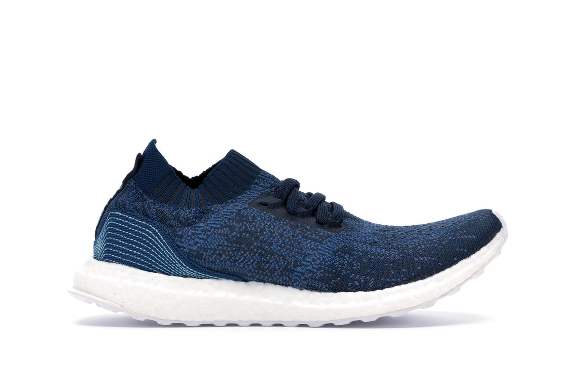best sneakers bf1b7 e7a8f adidas Ultra Boost Uncaged Parley Legend Blue