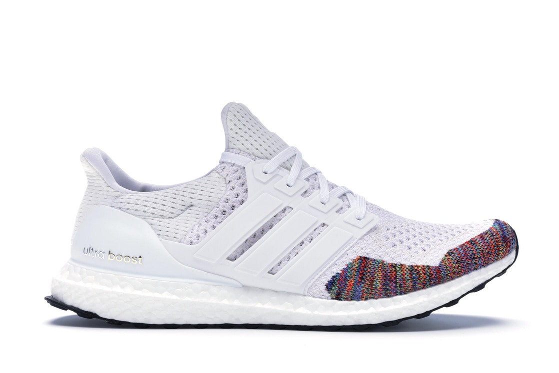 359600351416a Sell. or Ask. Size 9. View All Bids. adidas Ultra Boost 1.0 White Rainbow