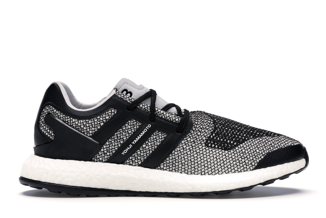 Sell. or Ask. Size 9. View All Bids. adidas Y-3 Pureboost White Black 4bcf0595ad