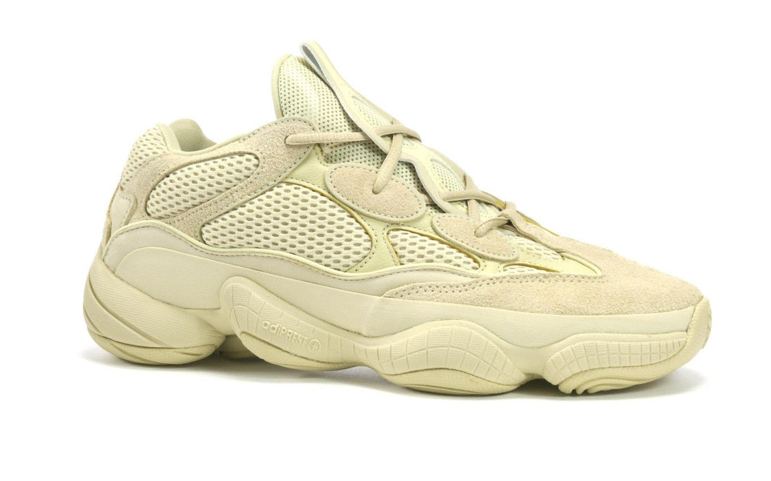 The Shoes All The IT Girls Are Wearing Yeezy 500
