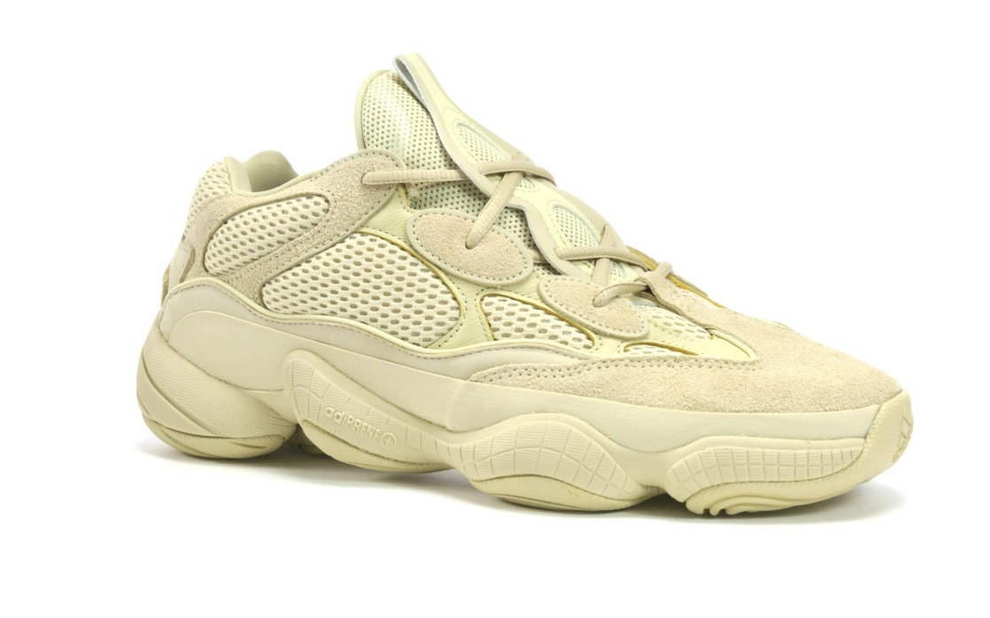 adidas Yeezy 500 Super Moon Yellow - DB2966 f864a275d