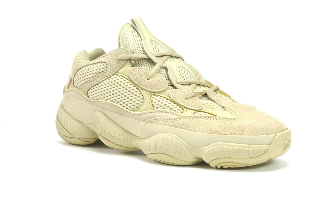 76181039508 adidas Yeezy 500 Super Moon Yellow - DB2966