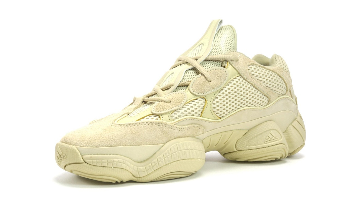 7c12281dee7 adidas Yeezy 500 Super Moon Yellow - DB2966