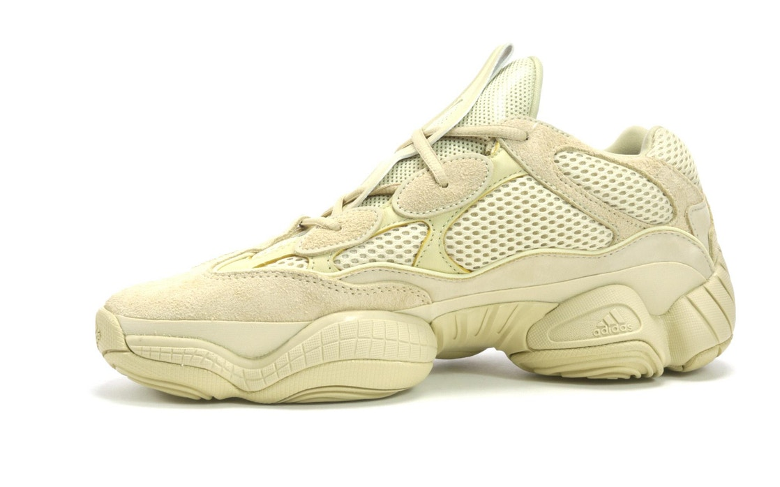 2e0b4b963 adidas Yeezy 500 Super Moon Yellow - DB2966
