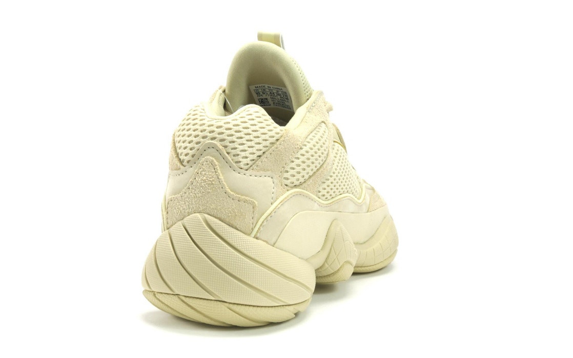 new arrival df20d 6d4c3 adidas Yeezy 500 Super Moon Yellow