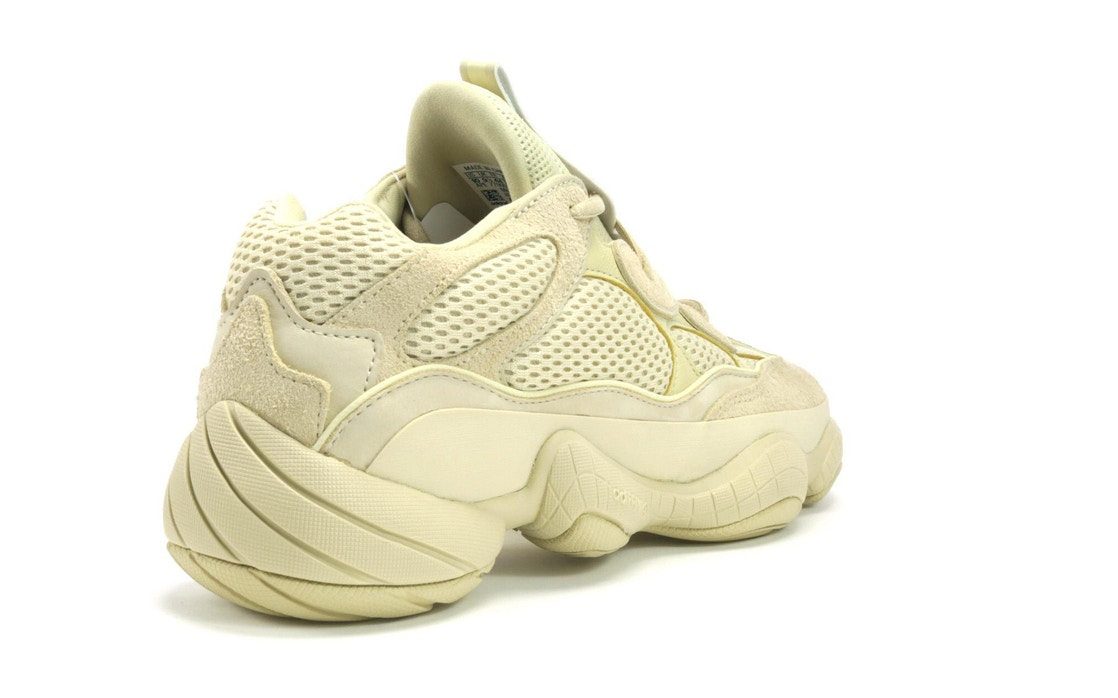 official photos 699c6 24b55 adidas Yeezy 500 Super Moon Yellow - DB2966