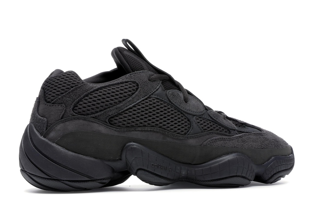 buy popular dde3c d4bc8 adidas Yeezy 500 Utility Black
