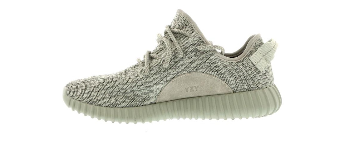 3025eb13e2f06 authentic aq2660 adidas yeezy 350 boost agate gray moonrock agate gray