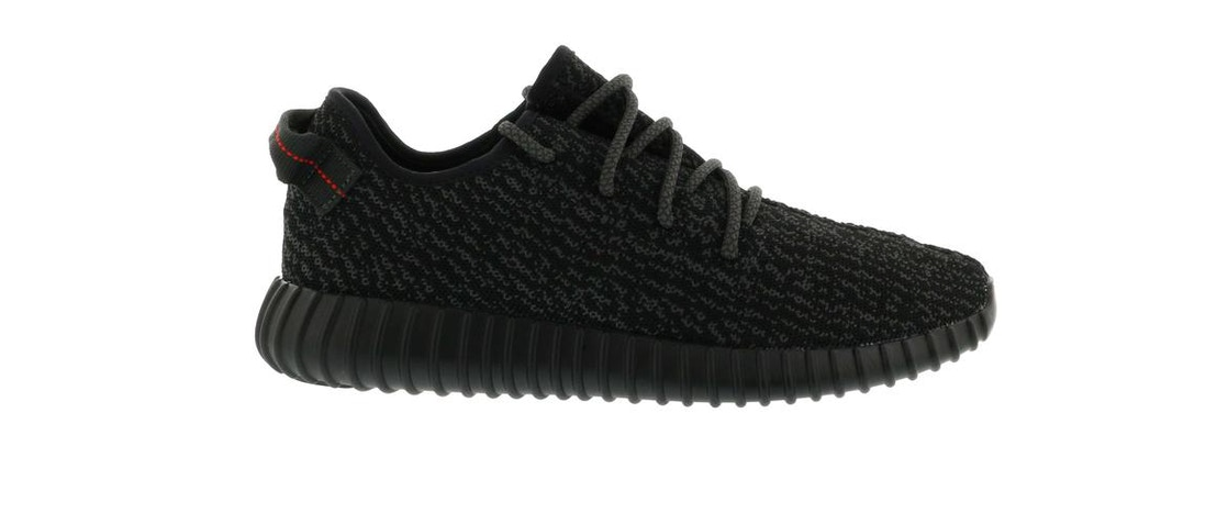 adidas Yeezy Boost 350 Pirate Black (2015) - AQ2659 74c0c52318