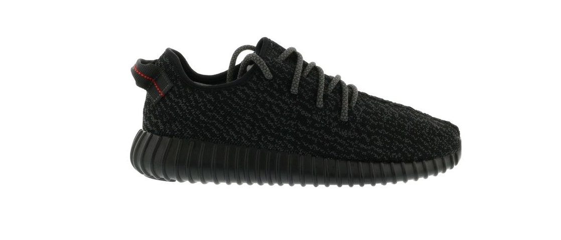 63ebc89c9819 adidas Yeezy Boost 350 Pirate Black (2016) - BB5350