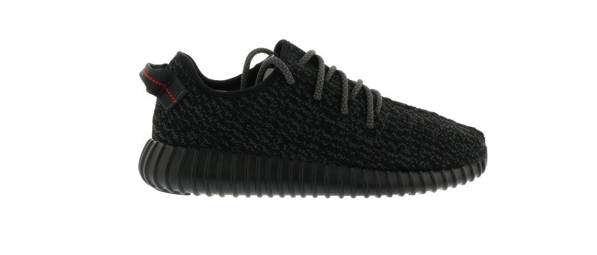 adidas yeezy boost 350 pirate black for sale