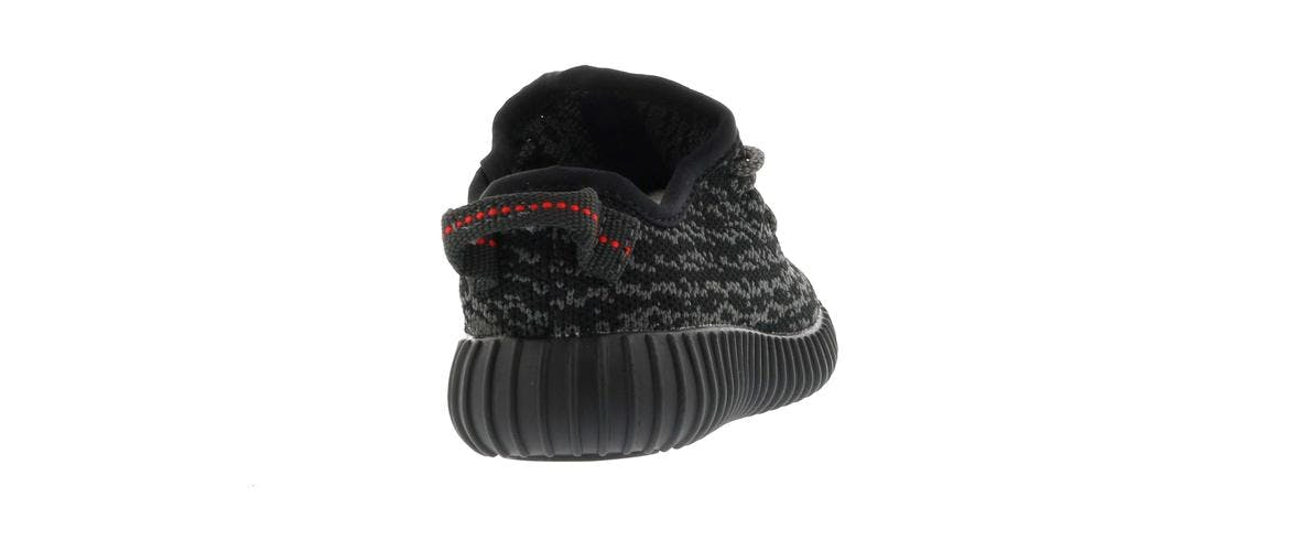 adidas Yeezy Boost 350 Pirate Black Infant (I)