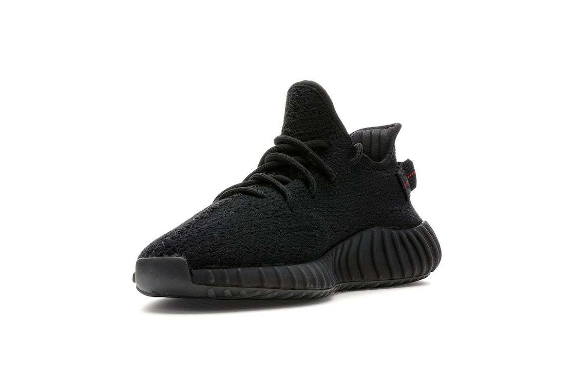 c18e2a22 adidas Yeezy Boost 350 V2 Black Red - CP9652