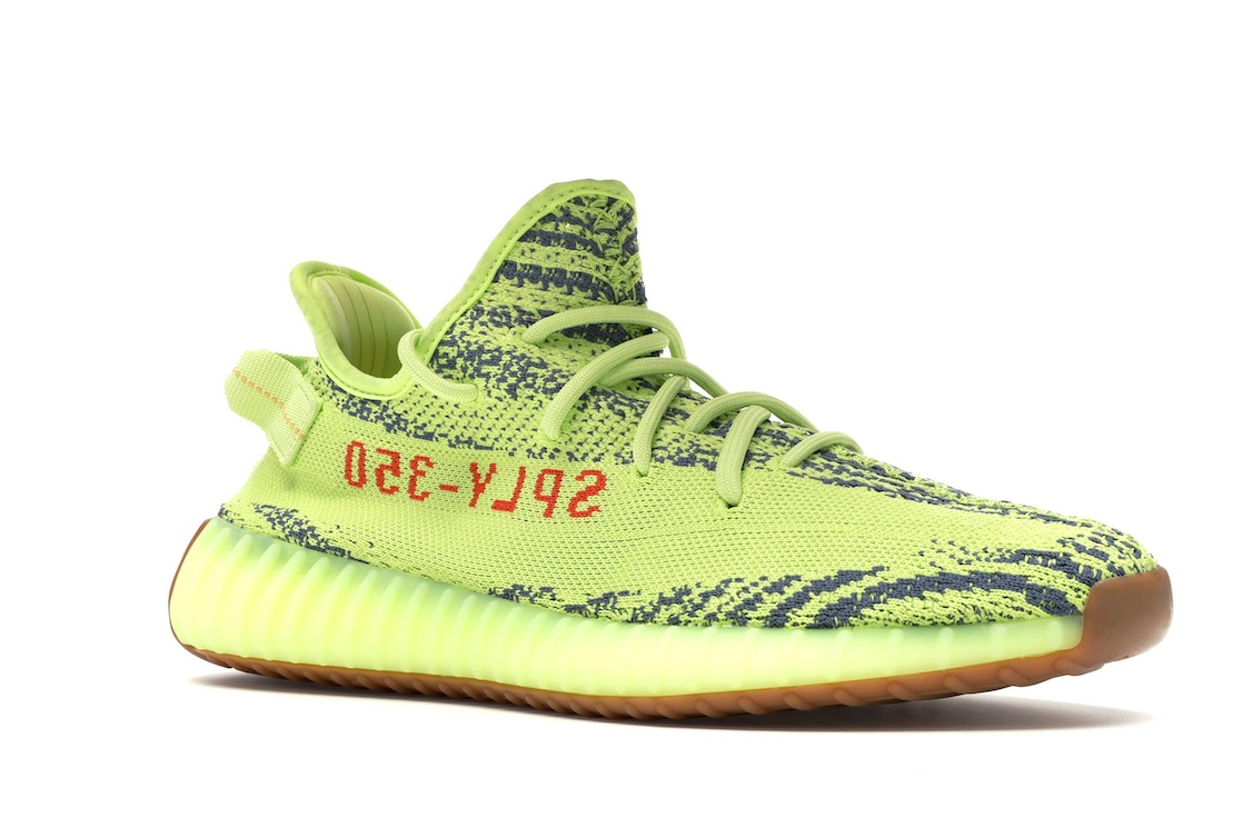 952adfc55d8 adidas Yeezy Boost 350 V2 Semi Frozen Yellow - B37572
