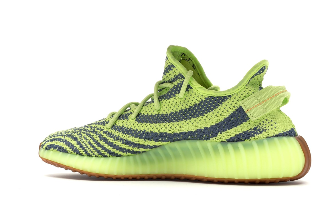 1cc56de99 adidas Yeezy Boost 350 V2 Semi Frozen Yellow - B37572