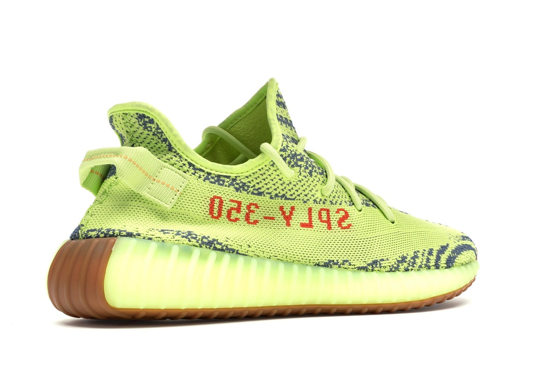 43a9cdf8 adidas Yeezy Boost 350 V2 Semi Frozen Yellow - B37572