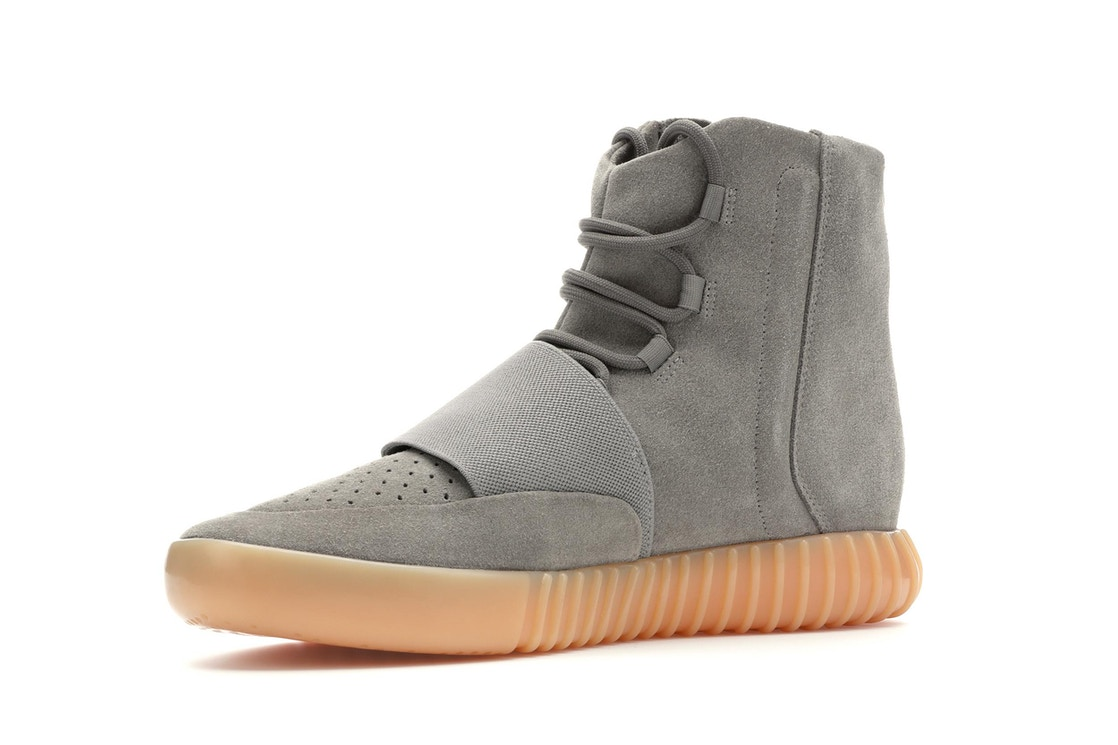 efac8b0a74f94 adidas Yeezy Boost 750 Light Grey Glow In the Dark - BB1840
