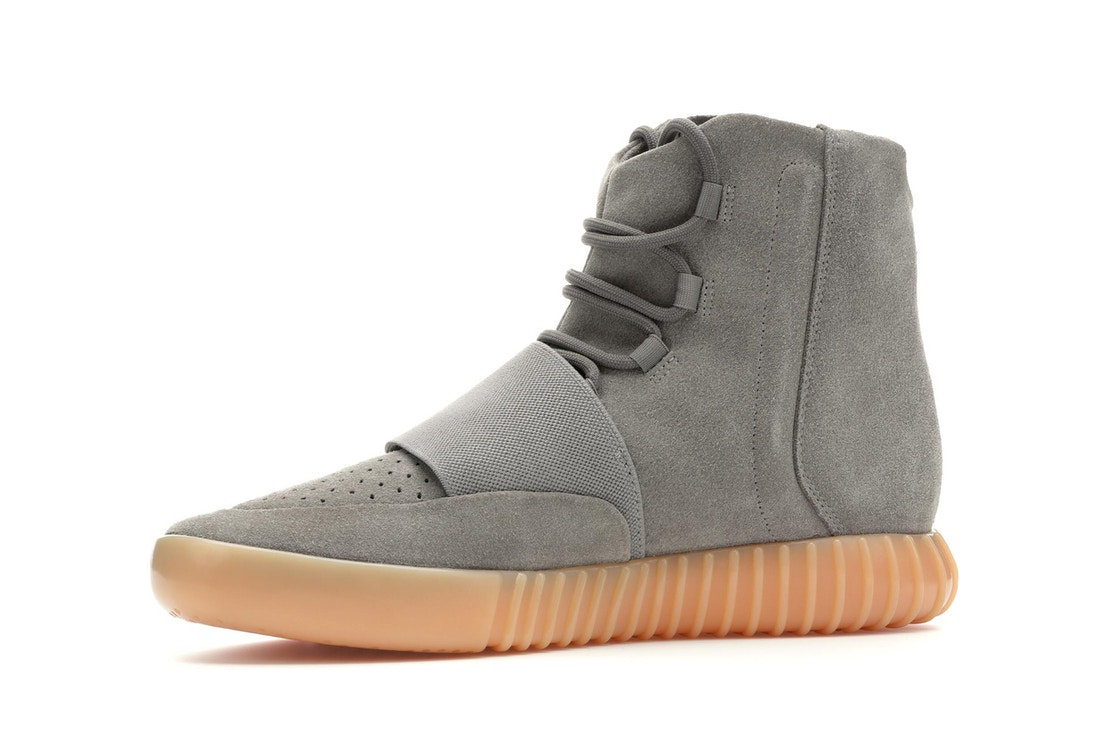 a3bf3d58589 adidas Yeezy Boost 750 Light Grey Glow In the Dark - BB1840