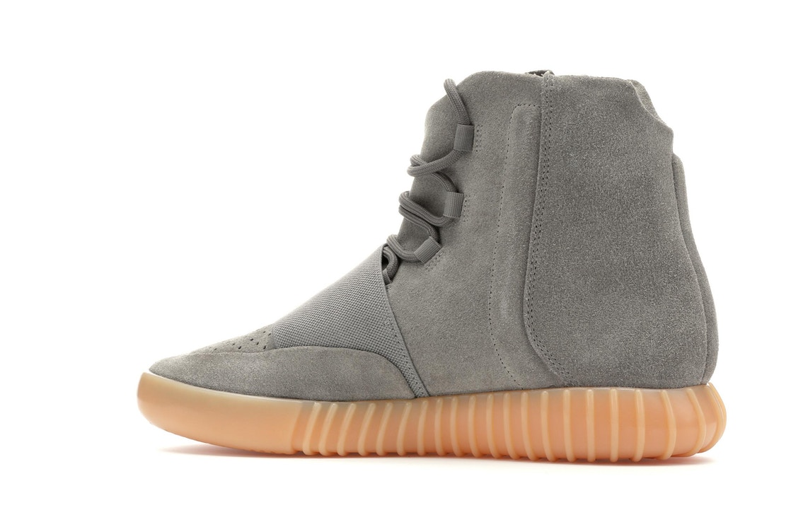 0f08b890b76aa6 adidas Yeezy Boost 750 Light Grey Glow In the Dark - BB1840