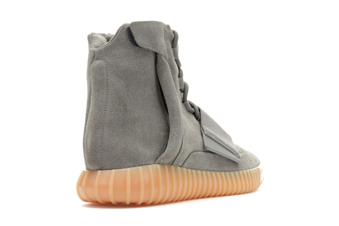 77c81e4a5c7 adidas Yeezy Boost 750 Light Grey Glow In the Dark - BB1840