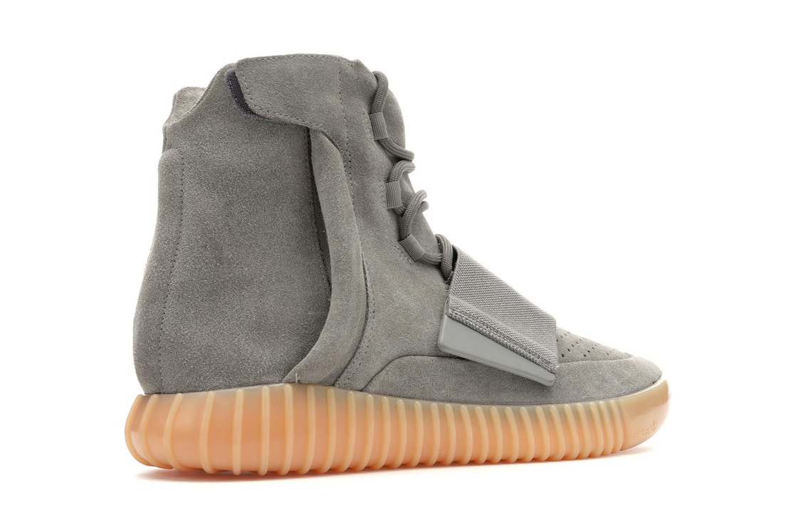aaf01970 adidas Yeezy Boost 750 Light Grey Glow In the Dark - BB1840